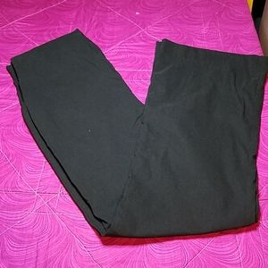 ✔ 5 for $25 Duo Maternity Black Pants Size M